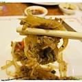 桃園-住都飯店晚餐buffet吃到飽-超出期待的美味-鐵板豬肉鐵板羊肉