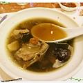 桃園-住都飯店晚餐buffet吃到飽-超出期待的美味-十全大補湯