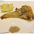 桃園-住都飯店晚餐buffet吃到飽-超出期待的美味-鯛魚下巴