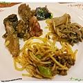 桃園-住都飯店晚餐buffet吃到飽-超出期待的美味-義大利麵