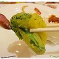 桃園-住都飯店晚餐buffet吃到飽-超出期待的美味-花椰菜