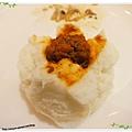 桃園-住都飯店晚餐buffet吃到飽-超出期待的美味-叉燒包