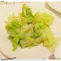 桃園-住都飯店晚餐buffet吃到飽-超出期待的美味-鐵板高麗菜
