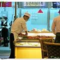 桃園-住都飯店晚餐buffet吃到飽-超出期待的美味-補旭蟹