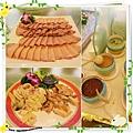 桃園-住都飯店晚餐buffet吃到飽-超出期待的美味-冷盤區