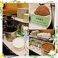 桃園-住都飯店晚餐buffet吃到飽-超出期待的美味-巧克力塔、甜品