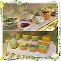 桃園-住都飯店晚餐buffet吃到飽-超出期待的美味-生菜沙拉區