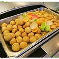 桃園-住都飯店晚餐buffet吃到飽-超出期待的美味-炸物區