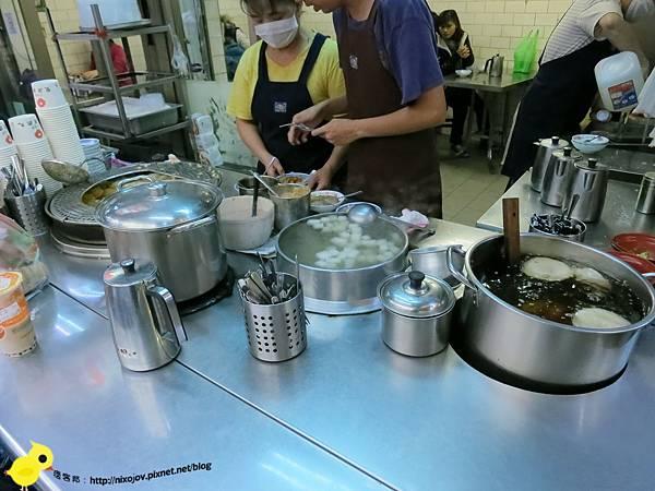 台中-豐原-廟東夜市-正老牌肉丸