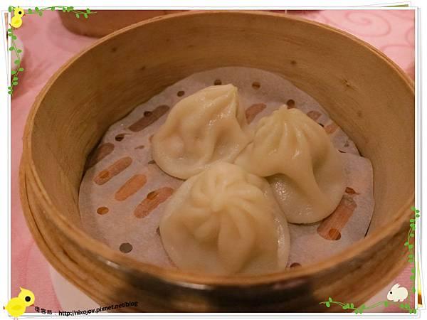 台北-中山區-新紅寶石港式吃到飽-小籠湯包