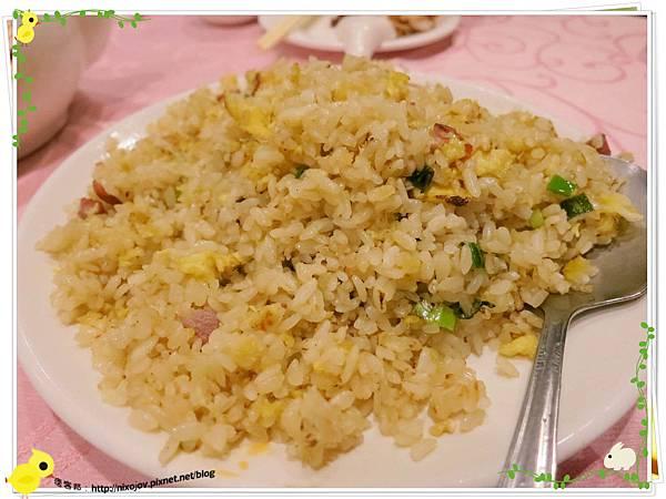 台北-中山區-新紅寶石港式吃到飽-炒飯