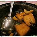 台北-中山區-新紅寶石港式吃到飽-三杯豆腐