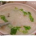 台北-中山區-新紅寶石港式吃到飽-皮豆瘦肉粥