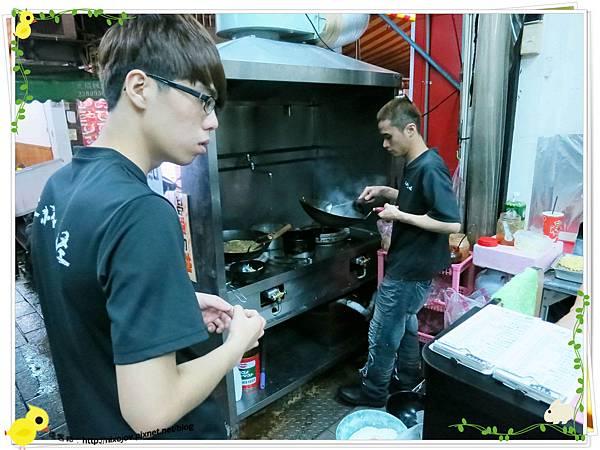 台北-三杯三怪媽媽小廚-美味的三杯料理-炒三杯