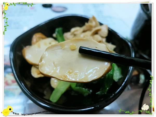 台北-三杯三怪-美味的三杯料理-素雞
