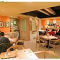 台北-夏諾瓦義大利麵-壽星優惠吃免錢-店內環境