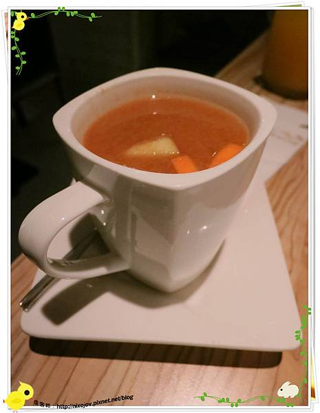 台北-夏諾瓦義大利麵-壽星優惠吃免錢-水果茶
