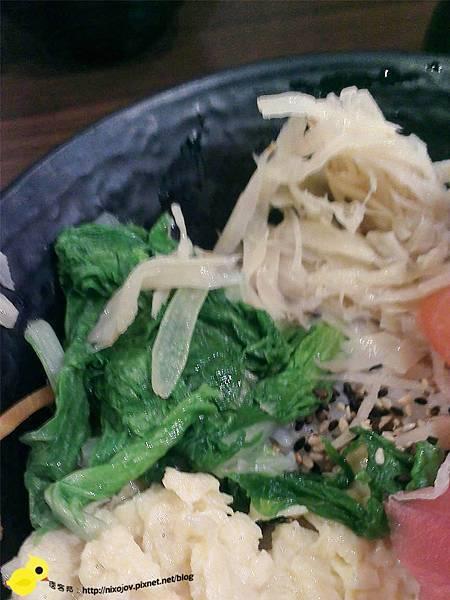 台北-台北車站-築地鮮魚-平價日式生魚片-魚肉吃到飽-生魚片蓋飯-配菜