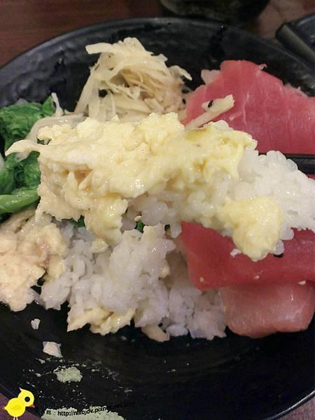 台北-台北車站-築地鮮魚-平價日式生魚片-魚肉吃到飽-配菜