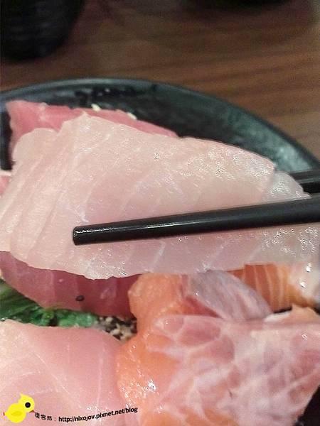 台北-台北車站-築地鮮魚-平價日式生魚片-魚肉吃到飽-旗魚