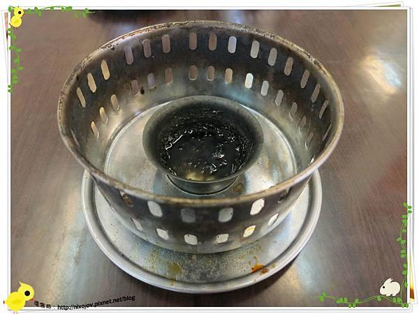 新莊-馨媽香香鍋-『在地人的美味』-大腸臭臭鍋-內用瓦斯