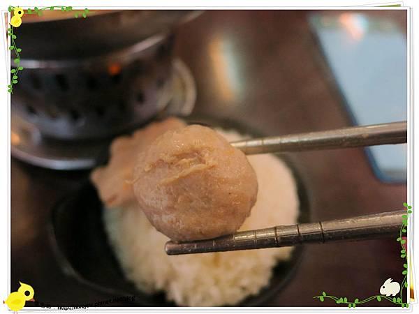新莊-馨媽香香鍋-『在地人的美味』-大腸臭臭鍋-貢丸