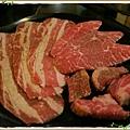 台北-京東洋食燒烤『入口即化的美味牛肉』-牛副餐-牛五花-板健-牛助條