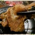 台北-京東洋食燒烤『入口即化的美味牛肉』-豬副餐-豬五花