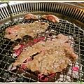 台北-京東洋食燒烤『入口即化的美味牛肉』-牛副餐-牛五花