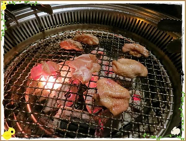 台北-京東洋食燒烤『入口即化的美味牛肉』-豬副餐-去骨雞翅