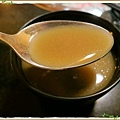 台北-京東洋食燒烤『入口即化的美味牛肉』-副餐-海帶味噌湯