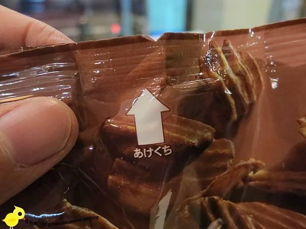 日本北海道札晃ROYCE巧克力-Potatochip Chocolate 巧克力洋芋片