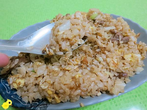 新莊-中和街-街頭炒飯-粒粒分明的好味道