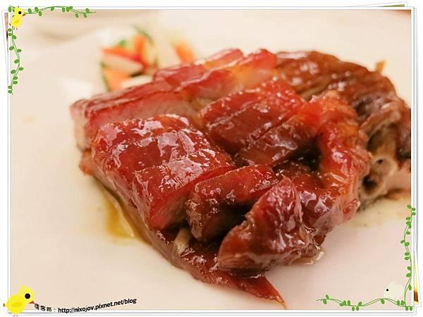 台北-朝桂餐廳 Parents Restaurant 港式飲茶餐廳-淡清不失味的港式飲茶-燒烤、叉燒