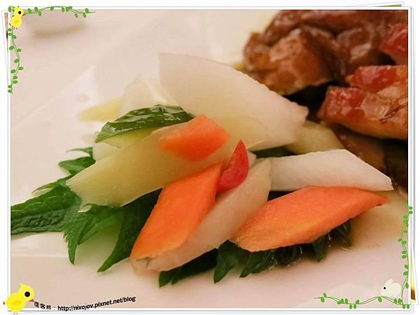 台北-朝桂餐廳 Parents Restaurant 港式飲茶餐廳-淡清不失味的港式飲茶-燒烤、叉燒、泡菜