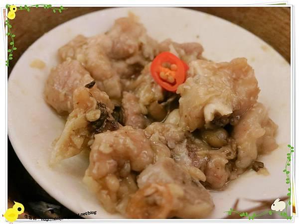 台北-朝桂餐廳 Parents Restaurant 港式飲茶餐廳-淡清不失味的港式飲茶-鼓汁排骨