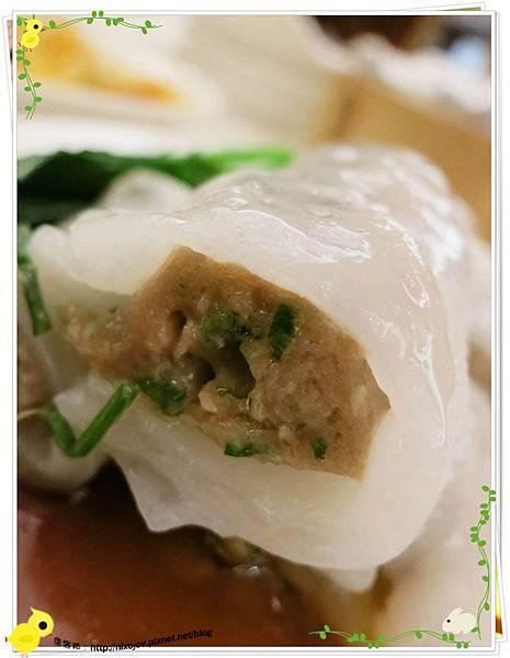台北-朝桂餐廳 Parents Restaurant 港式飲茶餐廳-淡清不失味的港式飲茶-香茜牛肉腸粉