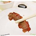 台北-朝桂餐廳 Parents Restaurant 港式飲茶餐廳-淡清不失味的港式飲茶-叉燒