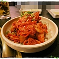 台北-中山區-乾杯-貴松松肉補補吃氣氛-韓式泡菜
