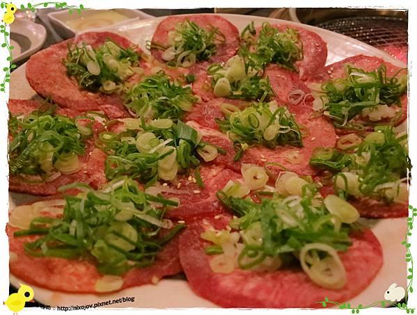 台北-中山區-乾杯-貴松松肉補補吃氣氛-牛舌