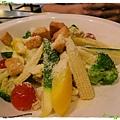 台北-中山區-乾杯-貴松松肉補補吃氣氛-沙拉