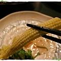台北-中山區-乾杯-貴松松肉補補吃氣氛-玉薯薯