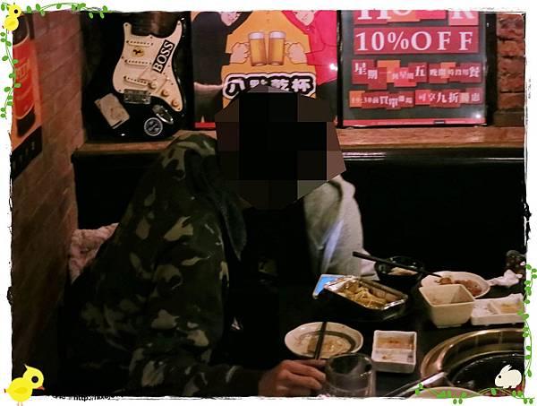 台北-中山區-乾杯-貴松松肉補補吃氣氛-親親