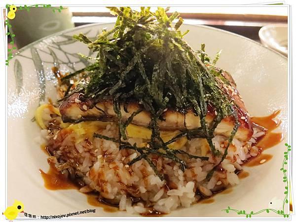 台北-板橋-海禾味刺身壽司屋-炙燒的美味,入口即化-蒲燒