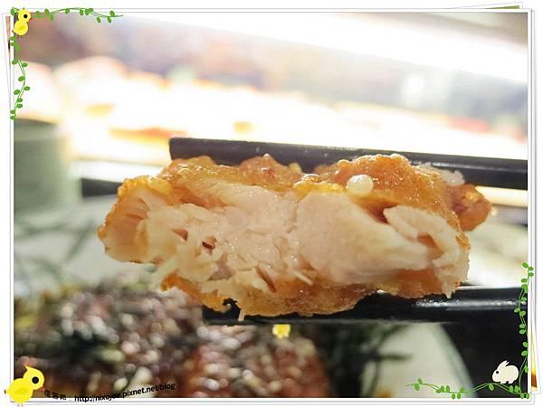 台北-板橋-海禾味刺身壽司屋-炙燒的美味,入口即化-日式炸雞定食