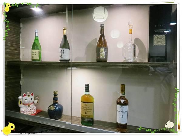 台北-板橋-海禾味刺身壽司屋-炙燒的美味,入口即化-店內裝潢