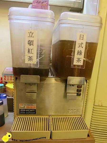 台北-石神石頭火鍋-雙連捷運站旁的火鍋-飲料