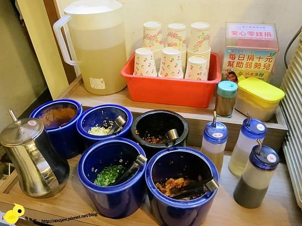 台北-石神石頭火鍋-雙連捷運站旁的火鍋-醬料