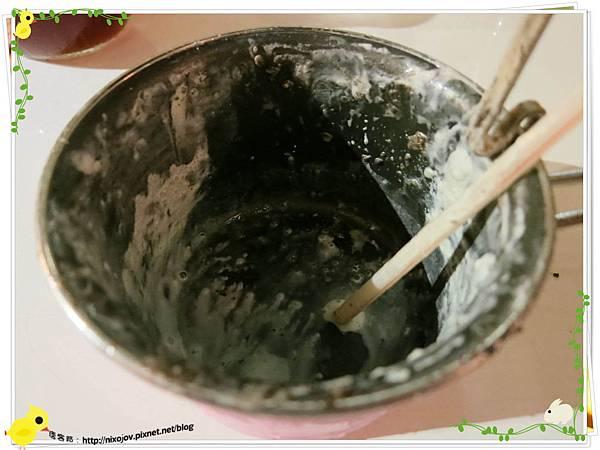 台北-板橋-花吃-花的禮物餐廳-盆子奶茶飲料