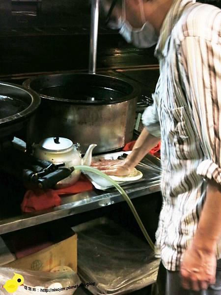 【宜蘭】羅東夜市美食-義豐蔥油派